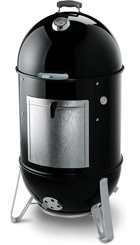 Weber Smokey Mountain Charcoal Smoker