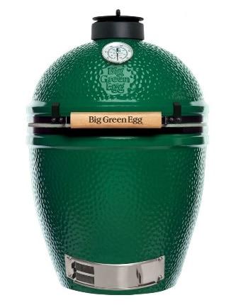 Big Green Egg Smoker