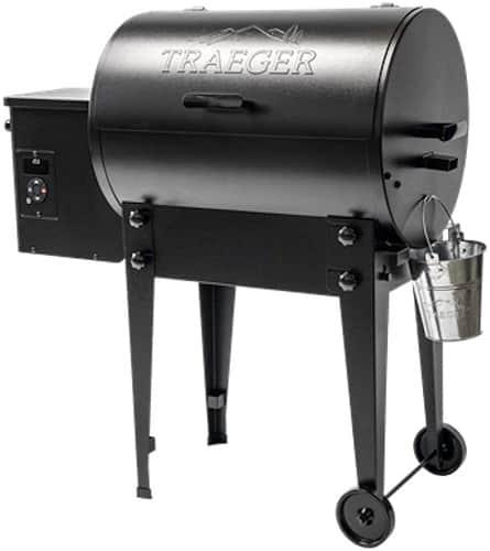 Traeger Tailgater Pellet Grill