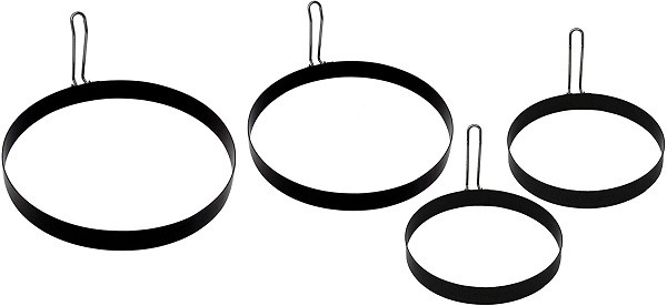 Griddle Ring Set