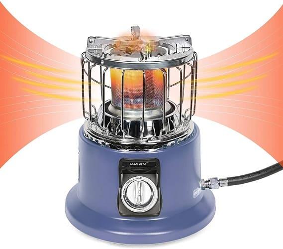 Campy Gear Portable Propane Heater