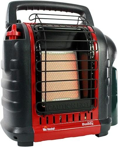 Mr Heater Buddy Portable Propane Heater