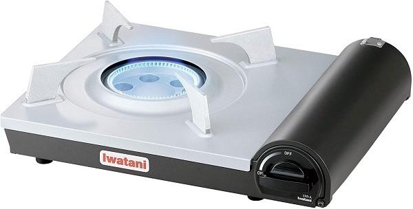 Iwatani Cassette Portable Butane Stove