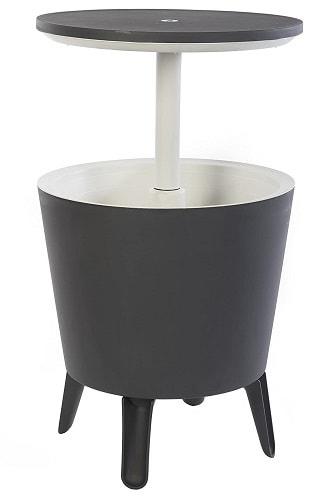 Keter Modern Cool Bar Side Table