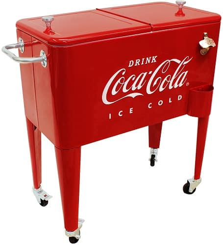 Leigh Country Coca-Cola Ice Cold Cooler