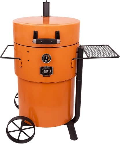 Oklahoma Joes Pro Drum Smoker