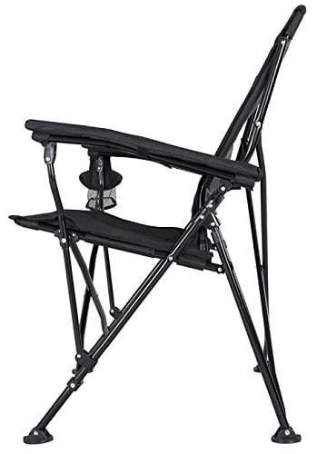 Strongback Elite Folding Lawn Lounge Chair