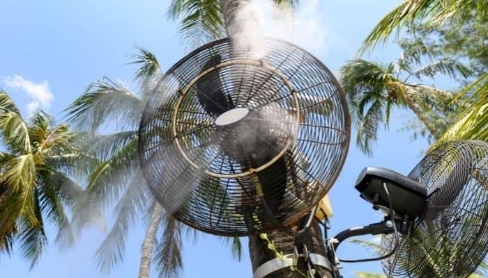 Best Outdoor Misting Fan