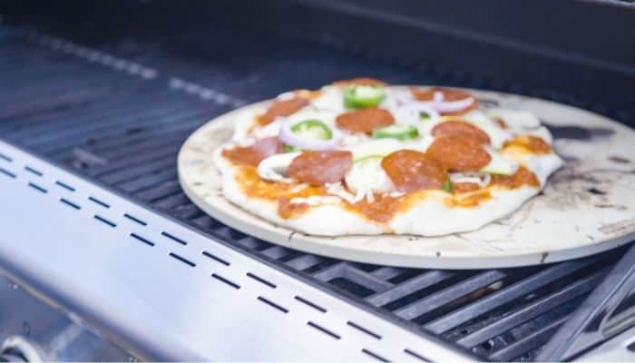 Best Pizza Stone for BBQ Grills