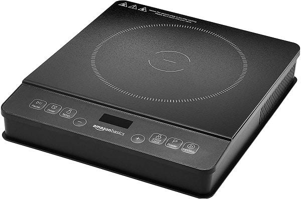 Amazon Basics Portable Electric Cooktop