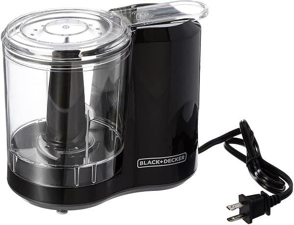 Black + Decker Electric Onion Chopper
