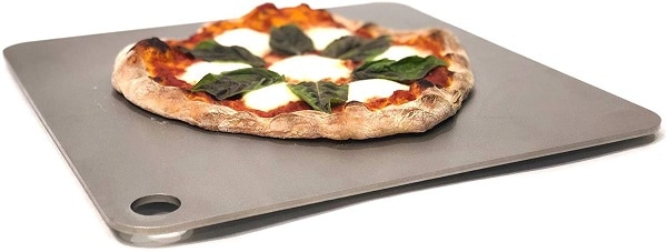 Conductive Cooking Steel Pizza Plate