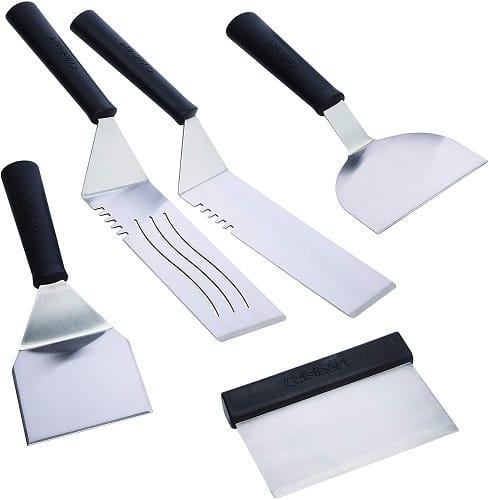 Cuisinart Stainless Steel Spatula Set