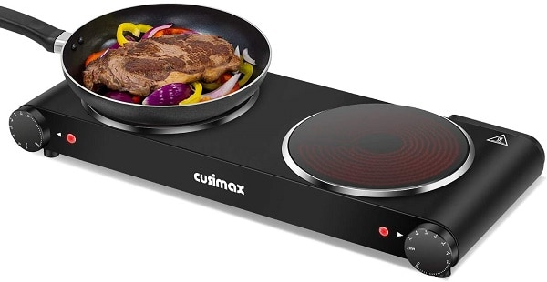 Cusimax Portable Electric Infrared Stove