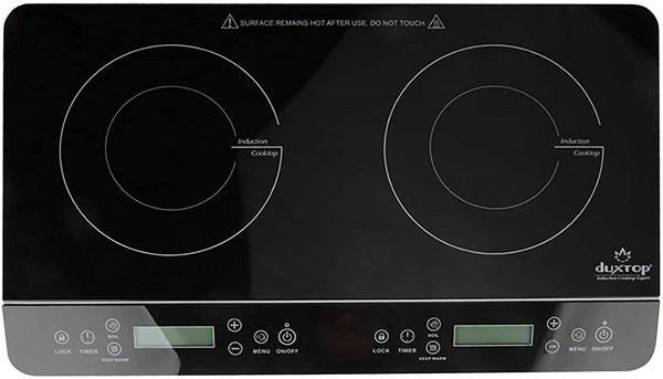 Duxtop Portable Double Induction Cooktop