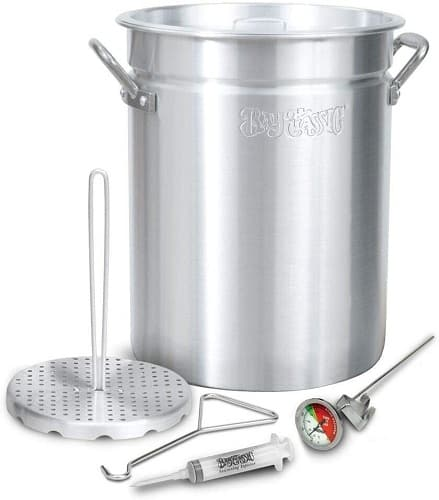 Bayou Classic Turkey Fryer Pot