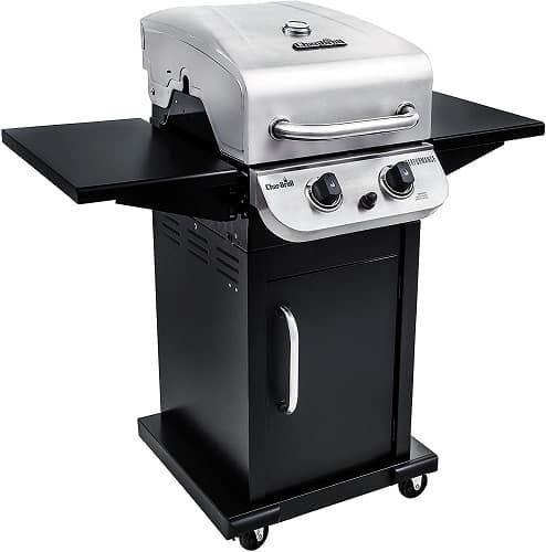 Char Broil 2 Burner Cabinet Grill
