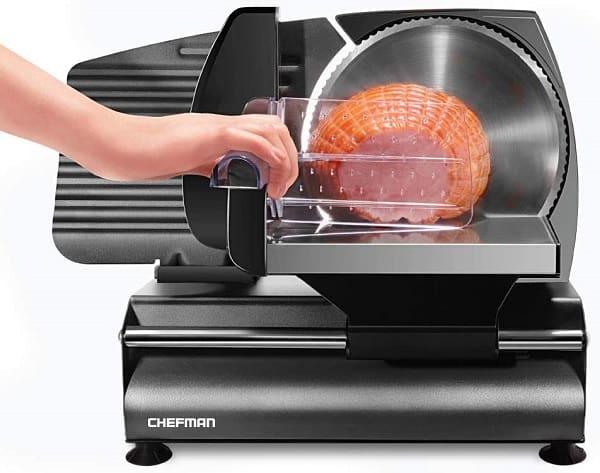 Chefman Electric Deli Food Slicer