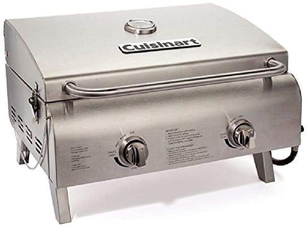 Cuisinart Tabletop 2 Burner Grill
