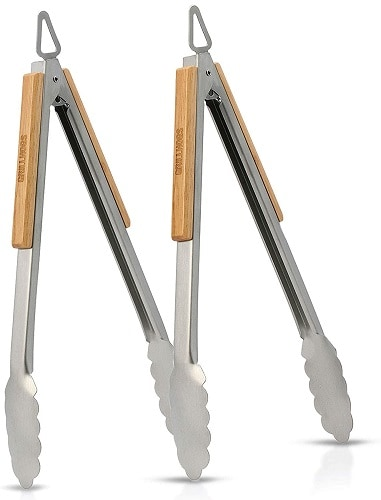 Grillhogs Barbecue Tongs