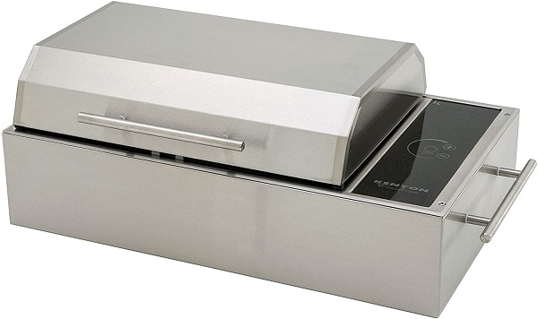 Kenyon Portable Stainless Steel Electric Grill