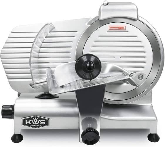 KWS Electric Deli Food Slicer