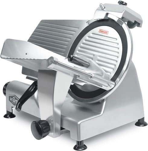 KWS Premium Commercial Electric Meat Slicer