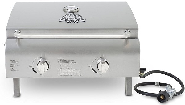 Pit Boss Two Burner Portable Grill