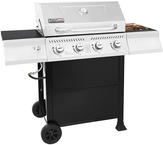 Royal Gourmet Stainless Steel 4 Burner BBQ