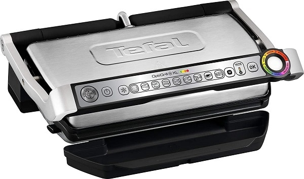T-fal Stainless Steel Indoor Grill