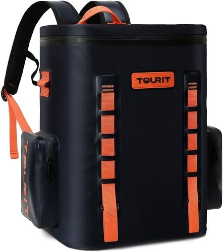Tourit Soft Sided Backpack Cooler