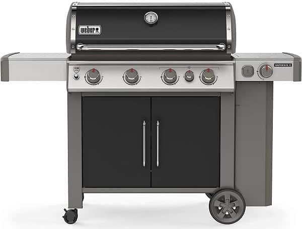Weber Genesis 4 Burner Propane Grill