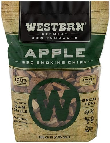 Apple Wood Chips for Smoking Ribs