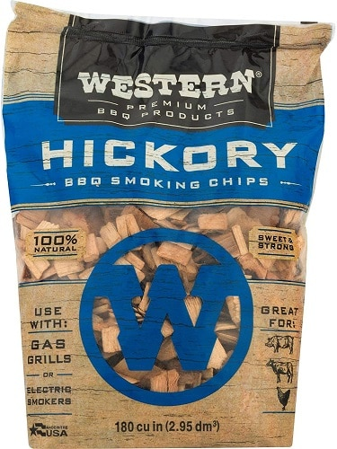 Hickory Wood Chips for Smoking Ribs