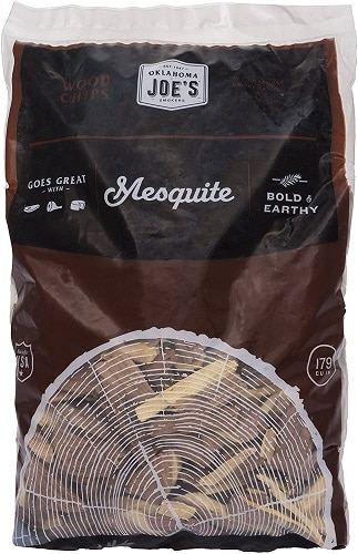 Mesquite Wood Chips for Smoking Ribs