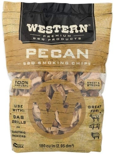 Pecan Wood Chips for Smoking Ribs